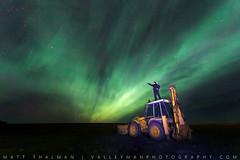 Into the Unknown (Matt Thalman - Valley Man Photography) Tags: easternregion glacierlagoon iceland jokulsarlon jökulsárlón aurora auroraborealis northernlights