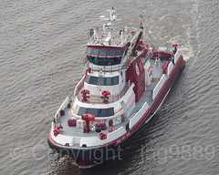 FDNY Three Forty Three Fire Rescue Boat on the Hudson River, Fort Lee, New Jersey (jag9889) Tags: 07024 2018 20181119 343fireboat aerialview bergencounty boat bravest bridge bridges bruecke brücke crossing fdny fireboat firedepartment firedepartmentofthecityofnewyork firefighter firstresponder fluss fortlee gw gwb gardenstate georgewashingtonbridge hudsonriver infrastructure k007 manhattan nj ny nyc newjersey newyork newyorkcity newyorkcityfiredepartment newyorksbravest outdoor pont ponte puente punt river ship span structure suspensionbridge transportation usa unitedstates unitedstatesofamerica uppermanhattan vessel wahi washingtonheights wasser water waterway jag9889 zip07024