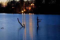 Lippajärvi (Antti Tassberg) Tags: lippajärvi longexposure syksy landscape yö järvi espoo autumn dark fall lake lowlight night nightscape uusimaa finland fi