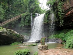 Shunan Waterfall (D-Stanley) Tags: shunan waterfall bamboo forest sichuan china