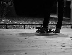 The expected moment (Bernardo Serrano) Tags: canon blancoynegro blackandwhite bw bn monocromático mexico cultura culture cdmx skate skater skaters board