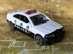 Majorette - 200 Series - Number 257 C - BMW M3 - Japanese Police Car - Miniature Diecast Metal Scale Model Emergency Services Vehicle (firehouse.ie) Tags: m3 bmw japan car police majorette
