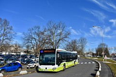 Pau - Mercedes-Benz Citaro C2 - 16/01/19 (Jérémy P.) Tags: pau hôpital mercedes mercedesbenz citaro c2 bus transports