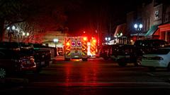 Week 5 - Medical Emergency (J McCallister) Tags: emergency ambulance firetruck collierville tn townsquare
