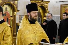 01/02/2019 - Молебен в академическом храме