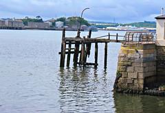 OLD PIER (grant322) Tags: water dock piers europe uk great britian cobh titanic ireland last port