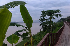 Mekong River (sillie_R) Tags: chiangkhan mekongriver river thailand village loei th