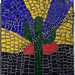 """""""The Southwest Desert"""" by Vickie S, mosaic, $130.00"""