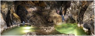 Cueva de Coventosa (Cantabria)