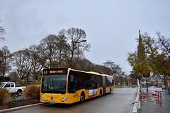 Metz - Mercedes-Benz Citaro G C2 - 27/11/18 (Jérémy P.) Tags: metz moselle lorraine grandest mercedesbenz mercedes citaro c2 bus transports articulé gc2