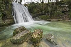 Wet Rocks. (miketonge) Tags: janetsfoss malham waterfall yorkshire dales limestone rocks water gordale yorkshiredales