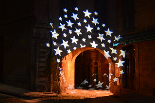Pézenas, illuminations 2016