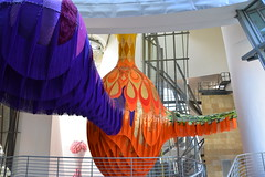 Joana Vasconcelos en el Guggenheim (Bilbao, País Vasco, España, 27-9-2018) (Juanje Orío) Tags: 2018 bilbao vizcaya provinciadevizcaya paísvasco euskadi espagne españa espanha espanya spain europa europe europeanunion unióneuropea museo interior escultura sculpture museum