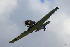 North American T 6G-1-NH Texan n° 182-800 / 51-15113  ~ F-AZAU / 115113 (Aero.passion DBC-1) Tags: spotting lens 2010 airshow dbc1 david biscove aeropassion avion aircraft aviation plane north american t6 texan 5115113 ~ fazau 115113
