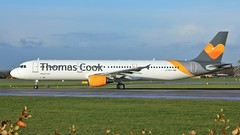 G-NIKO (AnDyMHoLdEn) Tags: thomascook a321 egcc airport manchester manchesterairport 23l