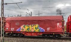 42_2019_02_22_Gelsenkirchen_Bismarck_6152_026_DB_mit_Coilzug ➡️ Bottrop_Süd (ruhrpott.sprinter) Tags: ruhrpott sprinter deutschland germany allmangne nrw ruhrgebiet gelsenkirchen lokomotive locomotives eisenbahn railroad rail zug train reisezug passenger güter cargo freight fret bismarck akiem atlu bbl brll bug cbb ctd db de dispo hctor nrail rhc rpool sdehc 0275 0462 0632 0648 1024 1202 1214 1265 1266 3294 6145 6151 6152 6155 6185 6186 6241 rcedispolok rrx nationalexpress hectorrail mrcedispolok rb43 logo natur outdoor graffiti