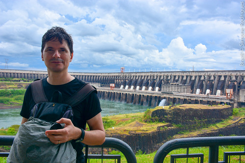Itaipu Hydroelectric Power Plant, Brazil.
