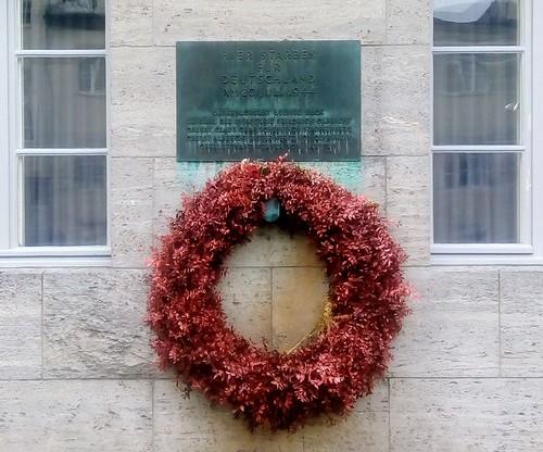 Berlin - Gedenkstätte Deutscher Widerstand (German Resistance Memorial Centre; 1980)