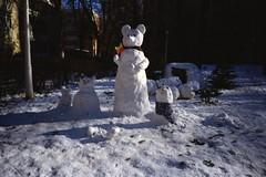 IMG_20190121_0027 (twenteatree) Tags: konica big mini vx analog photography snowman snow winter hood zapada cazemata