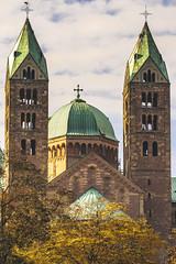 Der Dom zu Speyer (joern_ribu) Tags: dom pfalz speyer herbst autmn licht light