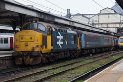 37403 Norwich (Ed Graham) Tags: class 37 greater anglia east short hauled set 37403 isle mull norwich