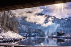 Winter walk at the Lake Königssee (Robert Schüller) Tags: königssee winter walk berchtesgaden germany bavaria