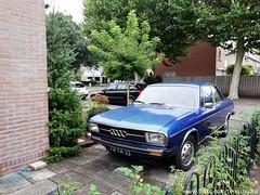 78-YA-55 (Timo1990NL) Tags: audi 100 coupe