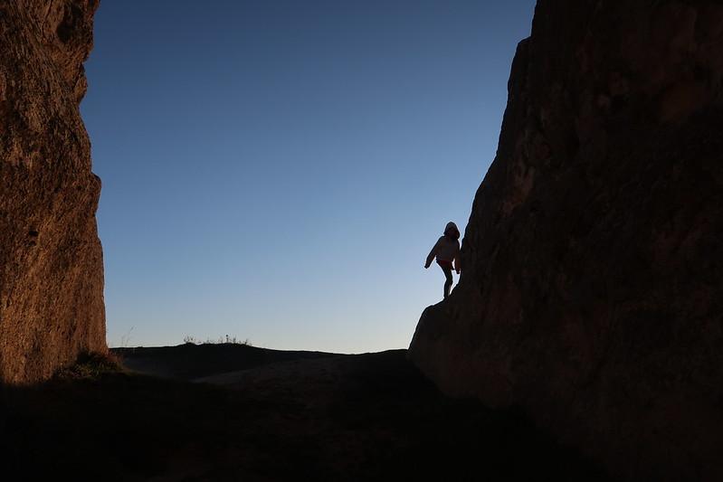 Cappadocia Turkey (Wild camping boondocking blog)