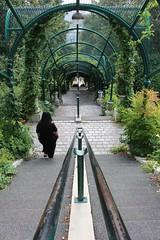 Paris - 20ème - Parc de Belleville (mda'skaly) Tags: paris jardins belleville urban