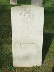 Private William Bryce Hugh (Living in Dorset) Tags: wargrave wardead grave headstone wwi aldershotmilitarycemetery aldershot hampshire england uk gb 1915 williambrycehugh