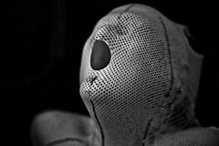De profundis (Phancurio) Tags: monochrome mask psalm130