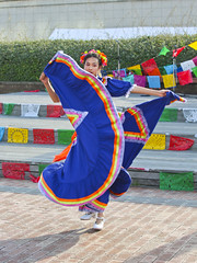 The 19th Fiesta Mexicana in Odaiba Tokyo 2018 - Mexican Dance (DigiPub) Tags: ダンス 墨西哥 mexico mexican メキシコ 1077226946 gettyimages