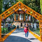 2018 - Mexico - Morelia - Plaza de Armas thumbnail