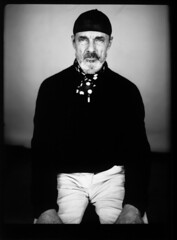 Steph (ludob2011) Tags: 9x12 certo certotrop large format film portrait nb bw