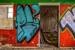 (gordon gekkoh) Tags: pose rime msk kcw detroit graffiti