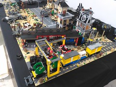 Lego Military Diorama Chieti Model Touring 2018 (11) (Parm Brick) Tags: lego afol bricks chieti model touring 2018 military army tanks vehicle aircraft weapons custom