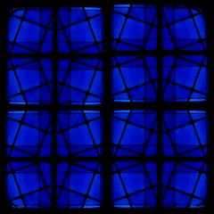 2018 1213 looped blue windows 4x4 (Area Bridges) Tags: 2018 201812 video square squarevideo experiment iteration ttvframe pentax automated automation pan zoom vegaspro edit editing render videocollage animated animation 20181213