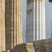 the pillars of the goddess