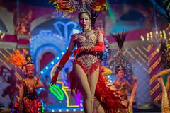 Ladyboy Cabaret Performers at Tiffany's Show, Pattaya, Thailand (CamelKW) Tags: thailand2018 ladyboy cabaret performers tiffanysshow pattaya thailand chonburi th