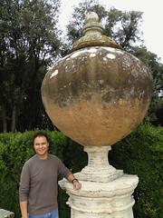 Rome '17 (faun070) Tags: italy rome gardenborghese faun070 tourist dutchguy