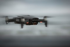 Mavic in flight (Martin Covey.) Tags: motionblur flying movement dronephotography flyingdrone droneinflight djimavic drones drone dji mavic mavicair