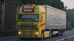 D - Sven Rösing >ncs.fi< DAF XF 105 SSC (BonsaiTruck) Tags: sven rösing ncsfi daf lkw lastwagen lastzug truck trucks lorry lorries camion caminhoes