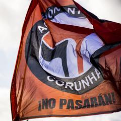 NO PASARÁN! (Sergio Casal) Tags: revisar antifascismo nopasarán galicia coruña brigadas meirás