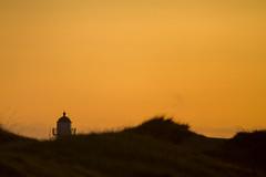 Vuurtoren Westkapelle (PeterWdeK) Tags: zeeland walcheren lighthouse vuurtoren westkapelle sunset oranje orange 7d canon7d canon nederland thenetherlands november 2018