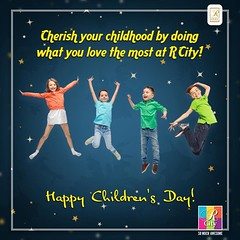 Wish You All a Very Happy Children's day! (rcitymallcomms) Tags: childrens day rcity mall shopping