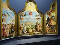 The last judgment (altarpiece) / Lucas van Leyden (Beyond the grave) Tags: art lastjudgmnet lucasvanleyden altarpiece netherlands holland painting rijksmuseum leydenlucasvan