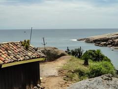Brazil_24_01_2018_141 (Nekrasoff Oskar) Tags: atlanticocean atlantica brazil brazil2018 florianopolis floripa santacatarina beach clouds praiagravata rocks