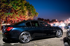 BMW F01 7-Series (TimelessWorks) Tags: time less works timeless timelessworks tw bmw season closing sezono uzdarymas 2018 beamer bimmer bimmerlife low lowered lowlife stance fitment modified tuning slammed beemer 1er 3er 5er 6er 7er e9 e30 e31 e34 e38 e39 e46 e36 e92 e90 e60 e61 e65 f01 f10 akademija kaunas lithuania night nighttime dark lightpainting longexposure exposure
