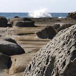 Weathered sandstone - Dudley rock platform thumbnail