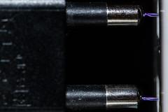 Electric Plug & Socket (Mark Wasteney) Tags: macromondays aeiou electric electricsocket electricplug sparks power macro vowel